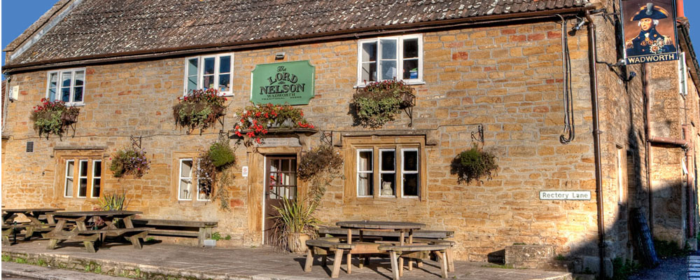 The Lord Nelson, Norton sub Hamdon